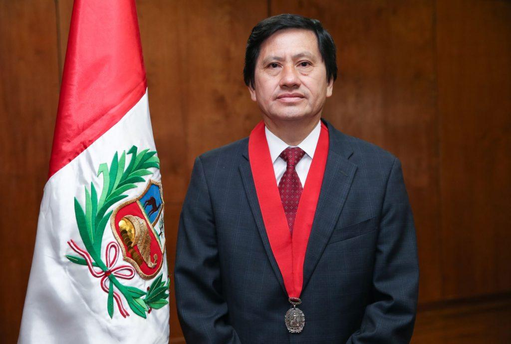 Rolando Martel dirigirá la Corte Superior de Lima