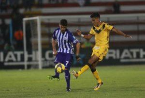 Alianza Lima igualó 1-1 con Cantolao en el Callao