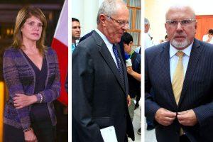 Fiscalía de la Nación abre investigación a PPK, Aráoz y Bruce