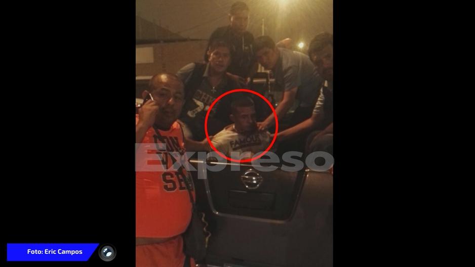 Barrios Altos: presunto asesino de policía fue capturado