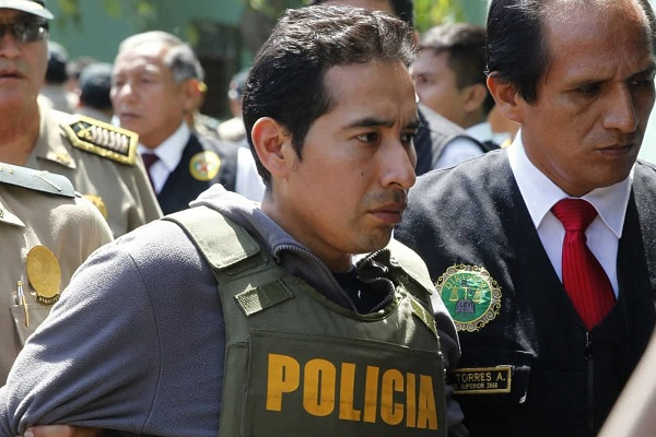 Caso Eyvi Agreda: Presunto agresor de mujer quemada se contradice