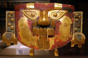 Perú recupera vía proceso judicial la Máscara de Sicán que fue sustraida hace 19 años