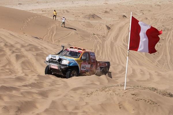 Perú: El Dakar 100 % peruano no dañará el patrimonio nacional