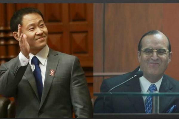 Héctor Becerril: Montesinos trascendió en Kenji Fujimori