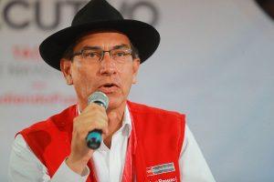 """Martín Vizcarra: """"Los ubicaremos para darles castigo ejemplar"""""""