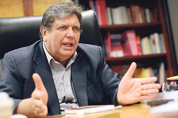 García colaborará con investigación de Fiscalía