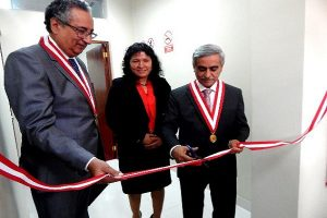 Inauguran nuevas sedes judiciales en Ventanilla
