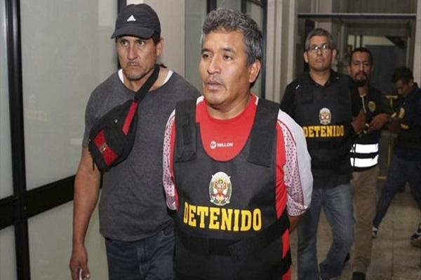 Suspenden funciones de alcalde de Chilca Richard Ramos