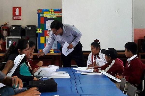 "Implementan proyecto ""Juez Escolar Mediador"""