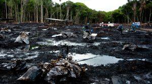 Petroperú confirma nueva fuga de petróleo en Loreto y denuncia atentado