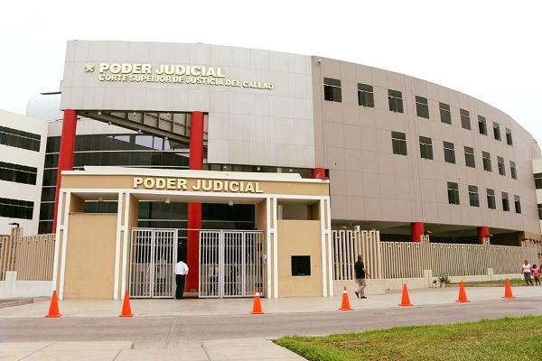 Corte del Callao constata arresto domiciliario de 'Pato Ciego'
