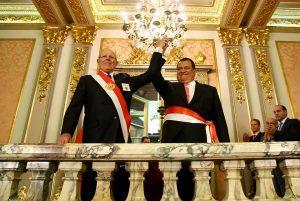 Jorge Nieto es el nuevo ministro de Defensa