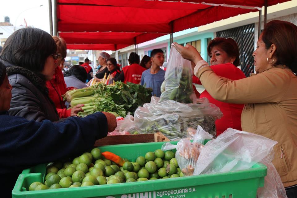 """""""Feria la más barata"""" llega a Bocanegra"""