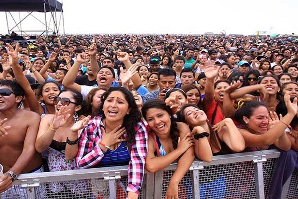 Festival de música en playa Costa Azul fue suspendido