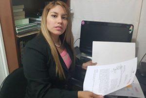 Maltratan a abogada en Inspectoría PNP