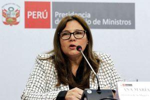 """Ana María Mendieta: El acoso sexual """"ahora tendrán sanciones efectivas"""" [VÍDEO]"""