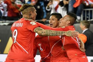 Selección peruana: Amistosos premundialistas en Austria