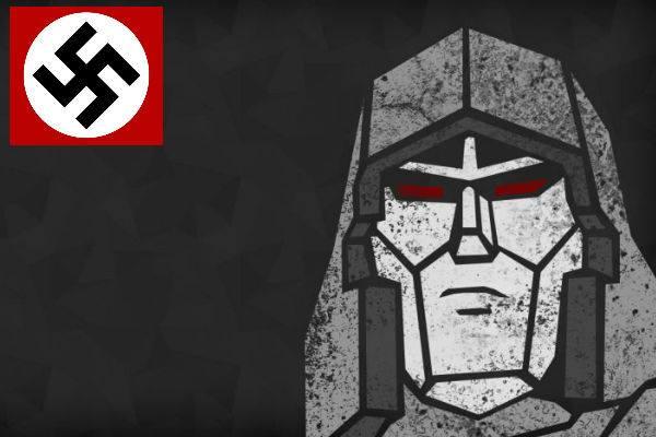 Transformers 5: El origen nazi de Megatrón