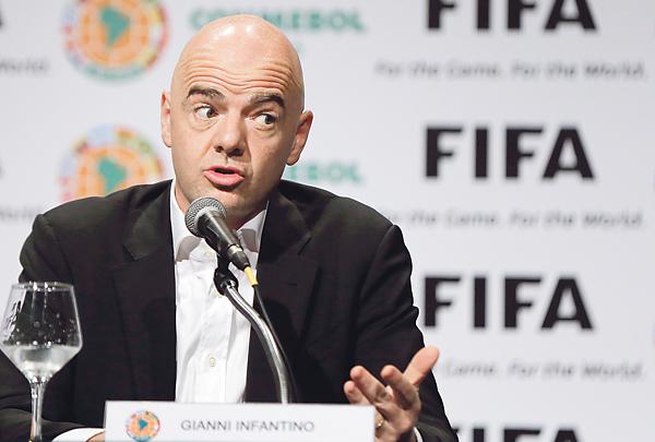 FIFA a clubes fundadores: «Estás dentro o estás fuera»