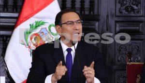 Martín Vizcarra informó sobre denuncia de corrupción en Ayacucho [FOTOS]