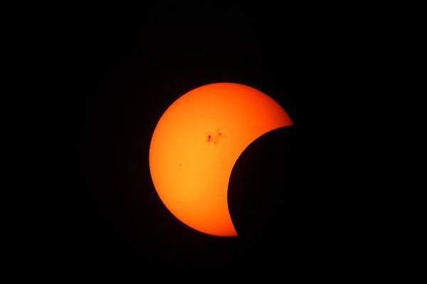Eclipse solar: ¿Por qué no se vio en Perú?
