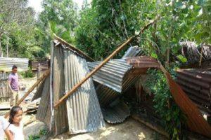 San Martín: Autoridades entregan ayuda humanitaria a familias damnificadas