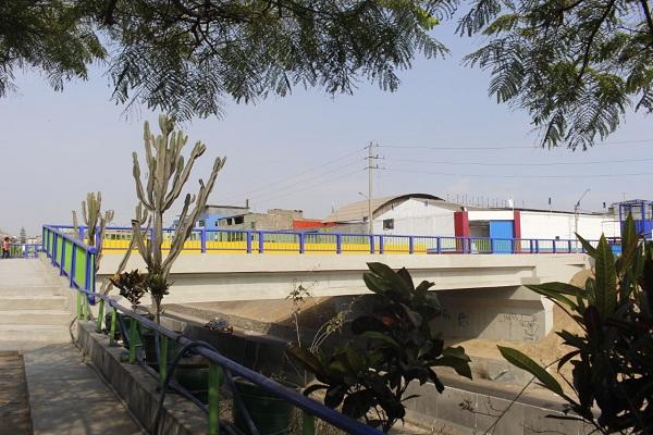San Luis inaugura puente vehicular de 4 carriles
