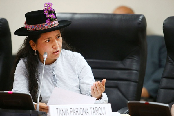 Tania Pariona: Caso de intoxicación en Ayacucho muestra carencias del sector Salud
