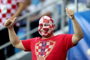 Croacia clasifica a cuartos de final al eliminar a Dinamarca