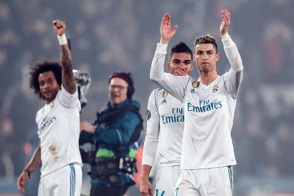 Champions League: Real Madrid elimina al PSG