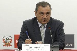 Carlos Oliva: Seguridad jurídica y lucha anticorrupción para competitividad económica [VÍDEO]