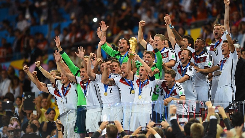 Alemania apuesta por mantener el Mundial con sólo 32 selecciones