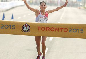 Gladys Tejeda despojada de la medalla de oro