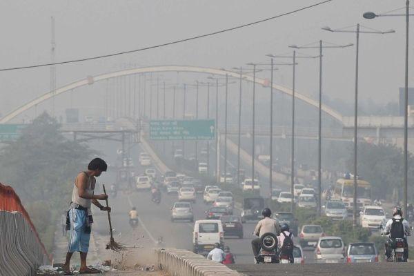 9 millones de personas murieron debido a la contaminación en el 2015