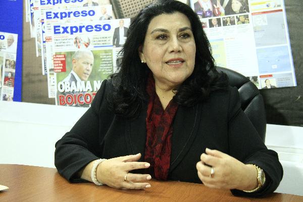 """Dorina Rivera: """"Buscamos que San Isidro sea una ciudad sostenible"""""""