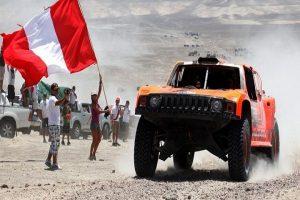 Perú asegura la celebración del Dakar 2019