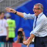 Uruguay: DT Óscar Washington Tabárez renovó con la 'Celeste' por 4 años