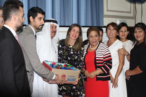 Emiratos Árabes Unidos apoya a la educación peruana