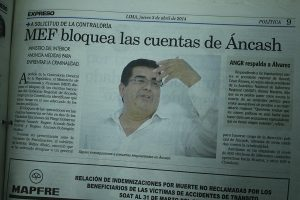 EXPRESO rechaza haber beneficiado de modo alguno a César Álvarez