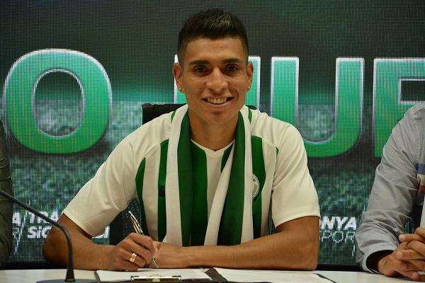 Paolo Hurtado es la nueva contratación del club turco Konyaspor