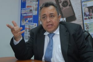 "Alex Starost: ""El Poder Judicial ha viciado el proceso de Nadine Heredia"""