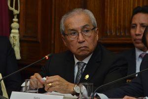 Pedro Chávarry insiste en que es víctima de un linchamiento