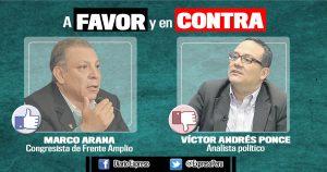 ¿Cree usted que reabrir la investigación del caso Chinchero es una venganza política contra el Gobierno por parte del fiscal de la Nación, Pedro Chávarry?