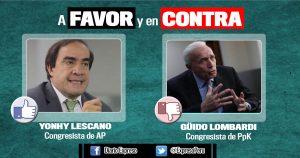 ¿Está a favor de que el presidente del Poder Judicial, Duberlí Rodríguez, renuncie a su cargo tras las revelaciones de corrupción en su sector?