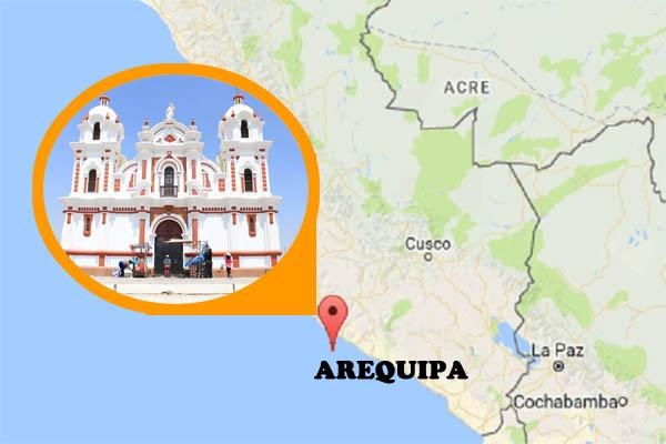 Arequipa: Fuerte sismo de 5.5 se registró en Yauca