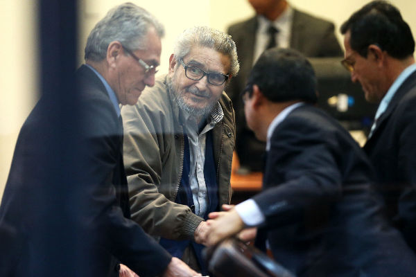 Guzmán se niega a declarar sobre atentado en Tarata