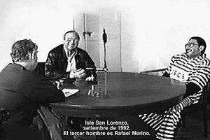Encuentro entre Montesinos y genocida Abimael Guzmán