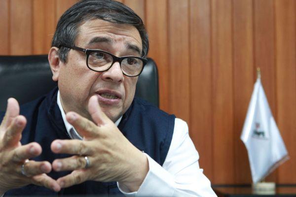 JNJ destituye a exjefe de la ONPE Adolfo Castillo Meza