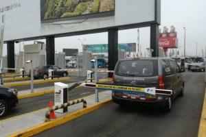 Aeropuerto Jorge Chávez refuerza seguridad para ingreso de vehículos