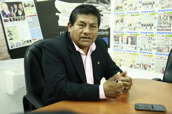 """Agustín Santamaría: """"La delincuencia y el sicariato se han apoderado de Mi Perú"""""""